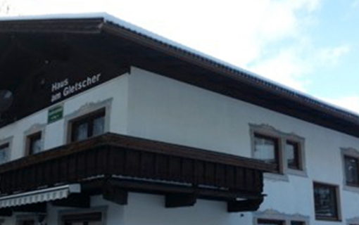 Pension Haus am Gletscher